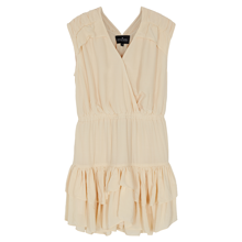 Little Remix Nini Ruffle Dress Raw