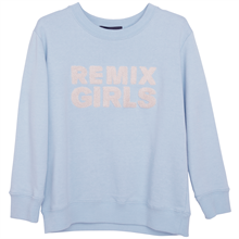 Little Remix Remix Sweatshirt Denim Pastel Blue