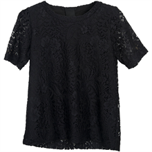 Little Remix Jemima Blouse Black