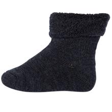 MP Wool Socks Terry Dark Grey