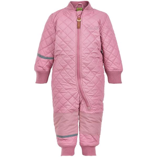 CeLaVi PU Thermal Suit Solid Rose