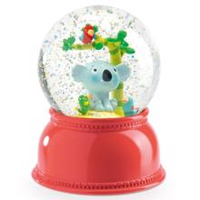 Djeco Snow Globe w. Light The Koala Bear Kali