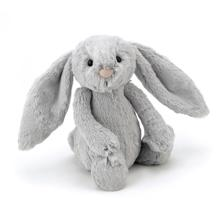 Jellycat Bashful Rabbit Silver 31 cm BAS3BS