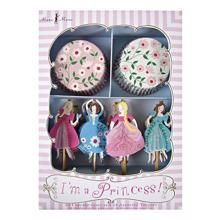 Meri Meri Cupcake Kit (princess) 24 pcs