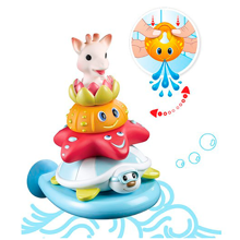 Sophie la Girafe Splash And Surf Pyramide