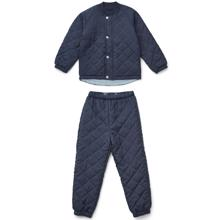 Liewood Bowen Thermo Set Navy