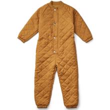 Liewood Frankie Thermo jumpsuit Mustard