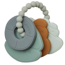 Liewood Teether Richard Peppermint Multi Mix