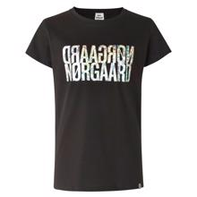 MadsNorgaard-printed-tee-t-shirt-thorlino-yes-brun-partridge