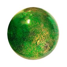Magni Galaxy Squeeze Glitter Ball With Light Green