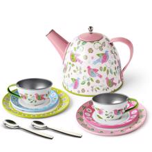 Magni Tea Set Lovebirds