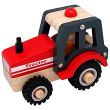 Magni-cementblander-trae-blaa-blue-wooden-concrete-mixer-with-rubber-wheels