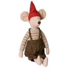 Maileg Christmas Mouse Maxi Boy