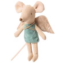 Maileg Fairy Mouse Little Sister Blue