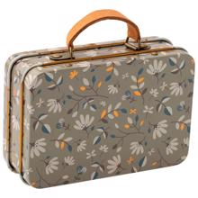 Maileg Metal Suitcase Merle Dark