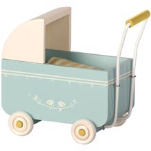 Maileg Pram My Blue