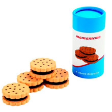 MaMaMeMo Chocolate Biscuits