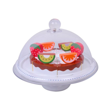 MaMaMemo Cake on a Plate Royal