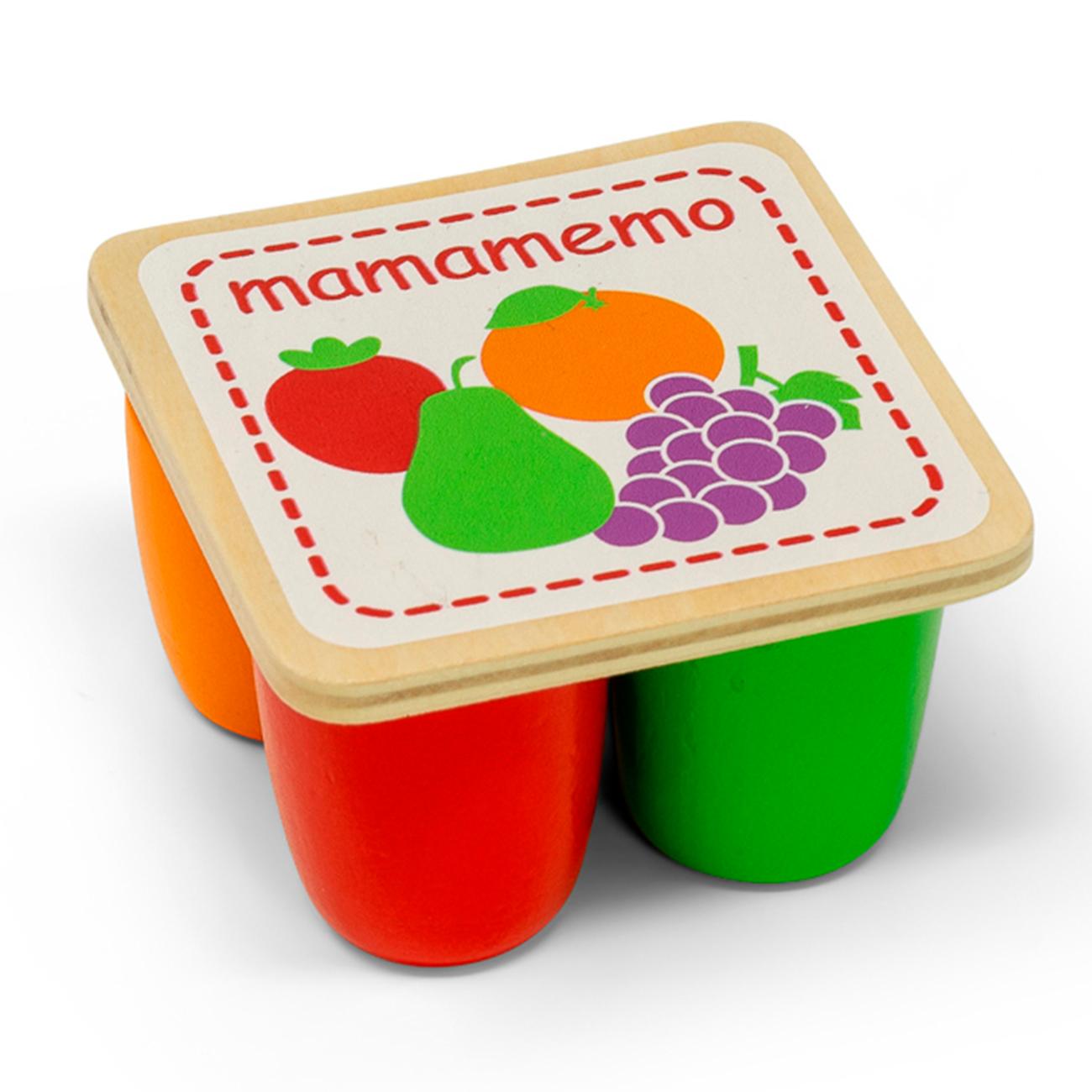 MaMaMeMo Mini Yoghurt