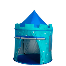 MaMaMeMo Pop Up Tent Blue