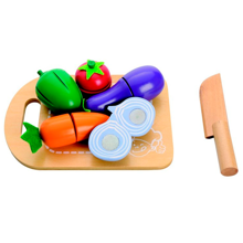 MaMaMeMo Cutting Board Vegetables