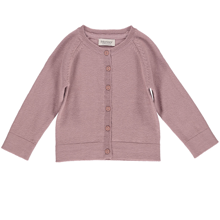 MarMar Rose Nut Totti Light Cotton Wool Cardigan