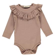 MarMar Rose Nut Lurex Jersey Bibbi Body