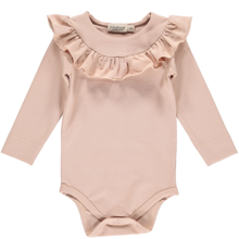 MarMar Dusty Rose Jersey Bibbi Body