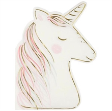 Meri Meri Unicorn Napkins 16 pcs