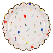 Meri Meri Party Icon Plate Small