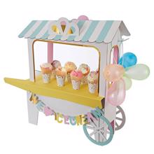 Meri Meri Ice Cream Cart Centerpiece
