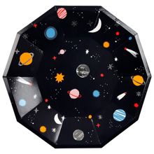 Meri Meri Space Plates Large 8 pcs