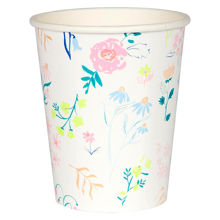 Meri Meri Wildflower Cups 12 pcs