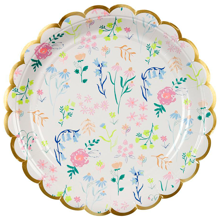 Meri Meri Wildflower Plate Large
