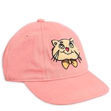 Mini Rodini Cat Cap Pink