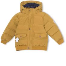 Mini A Ture Wernon Jacket Dried Tobacco