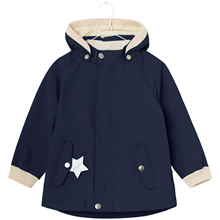 Mini A Ture Wally Jacket Blue Nights