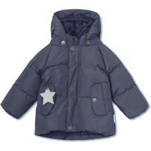 Mini A Ture Woody Winter Jacket Ombre Blue