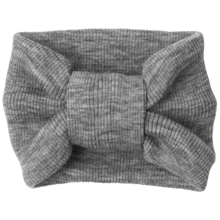 Minimalisma Wool Alba Hairband Wool Grey Melange