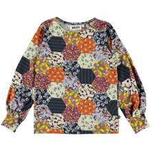 Molo Patchwork Rylee T-Shirt LS