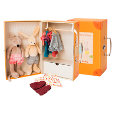 Moulin Roty Wardrobe Suitcase