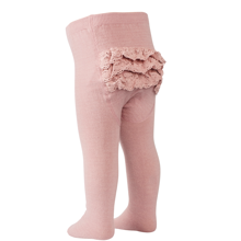 MP Cotton Plain Rumba Tights Rose