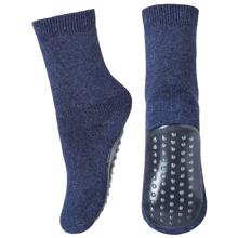 MP Cotton Slippers Navy