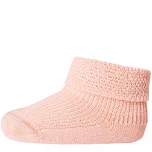 MP 59012 Wool/Silk Socks Mono 853 Rose
