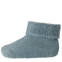 MP 722 Wool Terry Socks 109 Petroleum