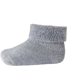 MP 722 Wool Terry Socks 491 Grey Melange