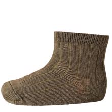 MP Wool Socks Rib Army