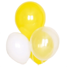 My Little Day Balloons Yellow 10 pcs
