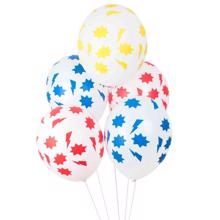 My Little Day Super Hero Balloons 5 pcs