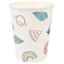 Meri Meri Cups Friends  8 Pcs